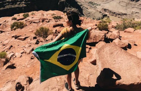bandiera brasiliana canyon