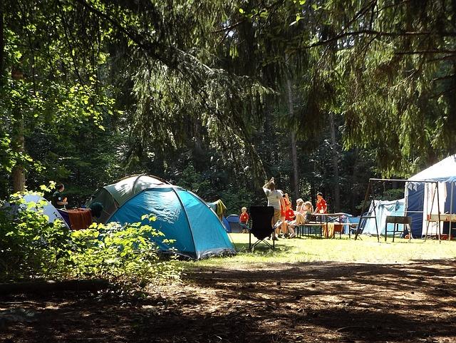 IL Bonus Vacanze si può usare anche in campeggio