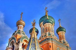 San Nicola cattedrale russa ortodossa di Nizza