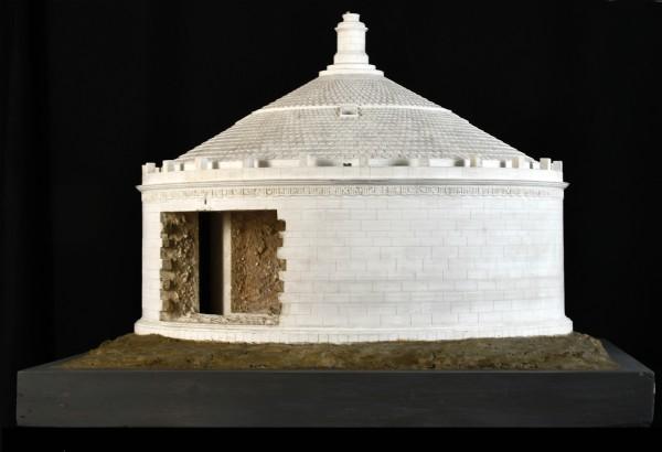 mausoleo di Munazio Planco a Gaeta