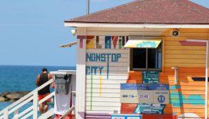 Tel aviv non stop city