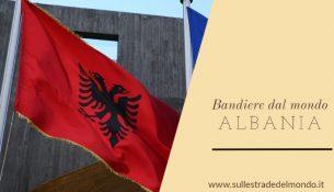 BANDIERA ALBANIA SIGNIFICATO