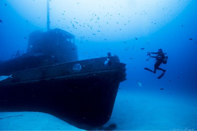 immersioni subacquee a Malta tra relitti