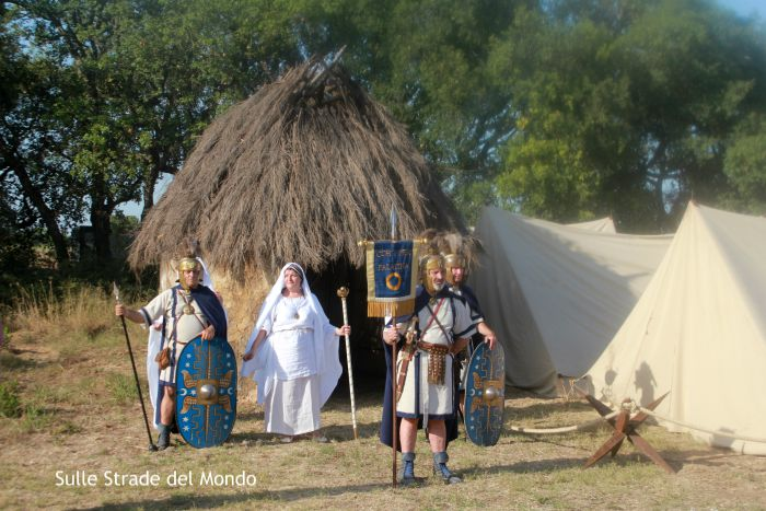 accampamento romano