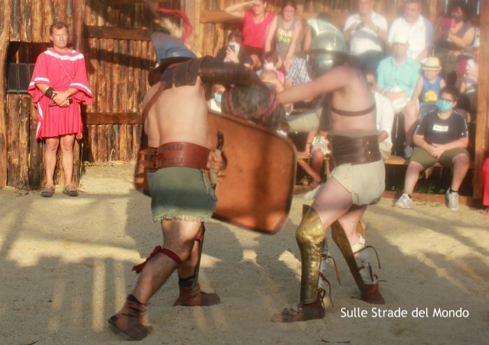Gladiatori a Roma World