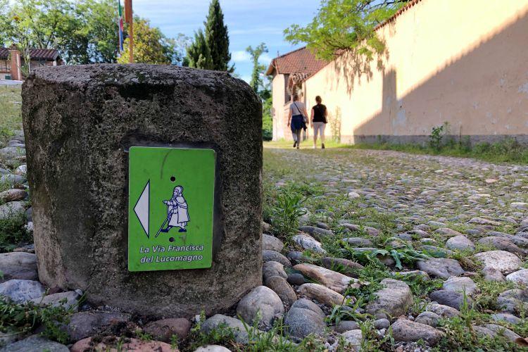 segnaia Via Francisca del Lucomagno
