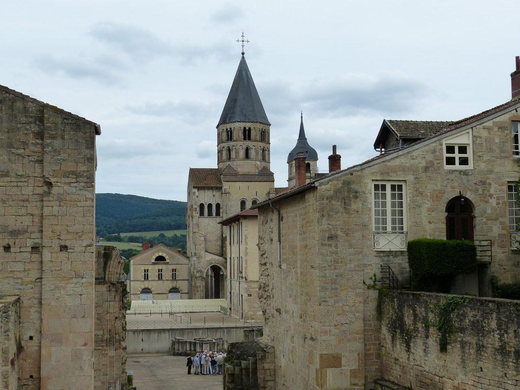 Cluny da vedere in Borgogna