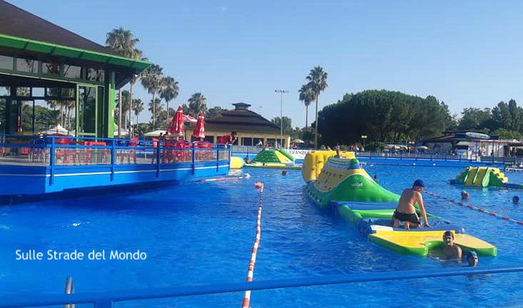 Acquapark latina piscina piccoli