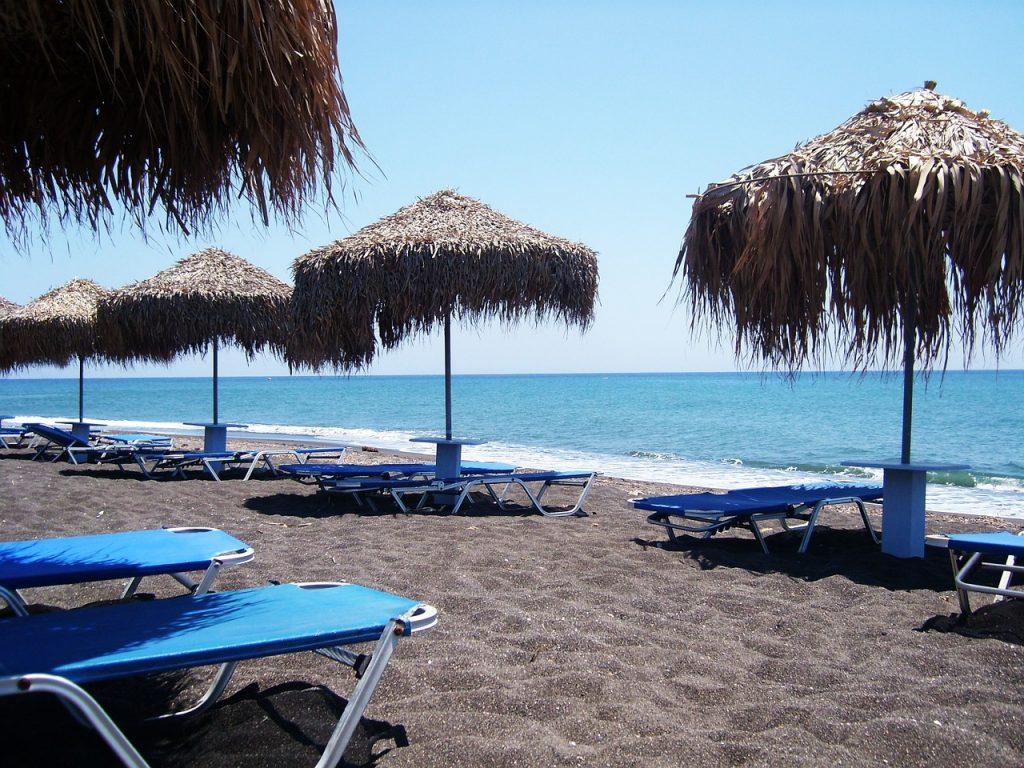 Le più belle spiagge di santorni
