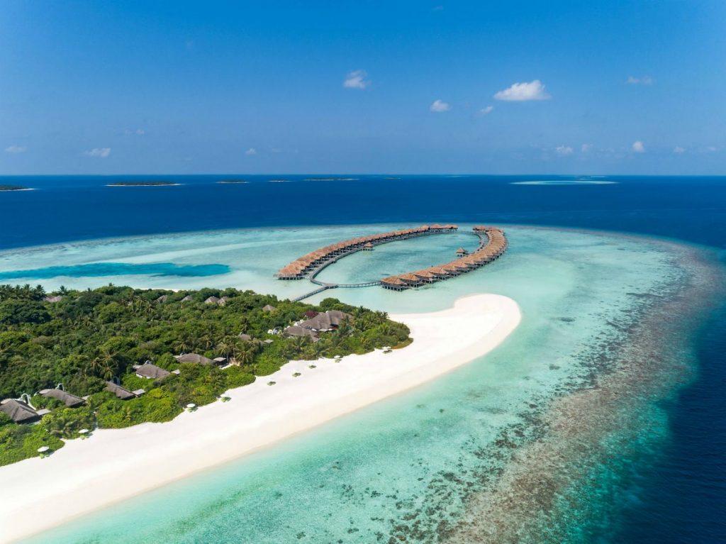 Hotel di lusso alle Maldive Anantara