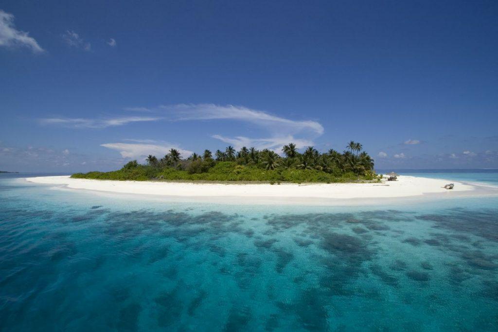 viaggiare in hotel di lusso alle Maldive