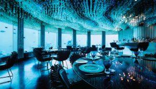 Hotel di lusso alle Maldive