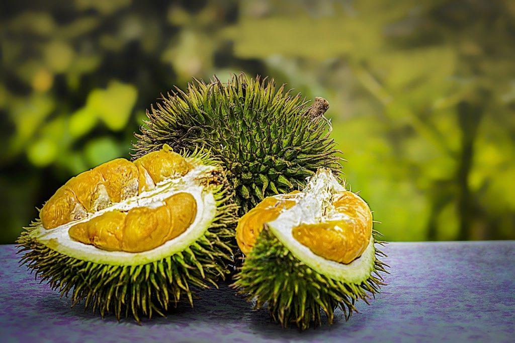 tipica frutta della Thailandia