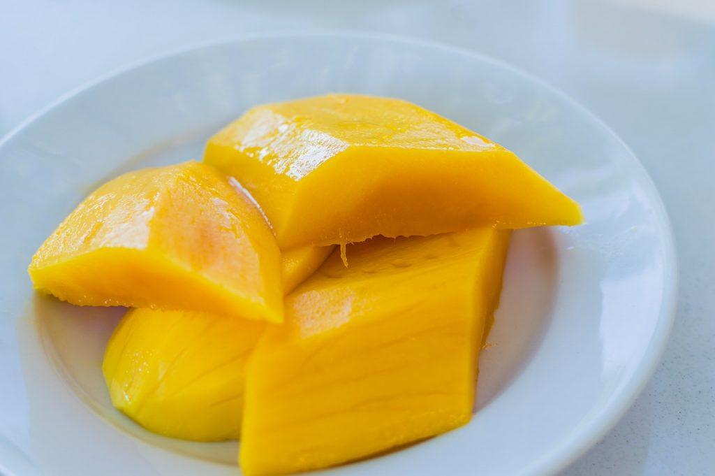 quando si parla di frutta e di Thailandia per me il primo pensiero va al mango