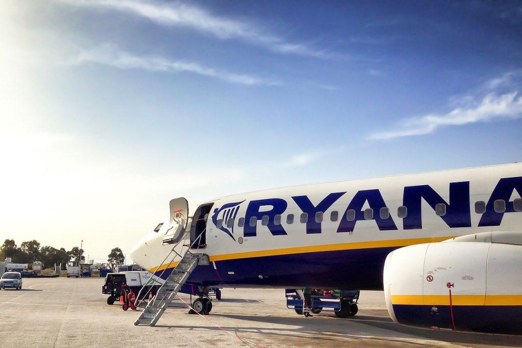 Offerte ryanair per viagigare low cost