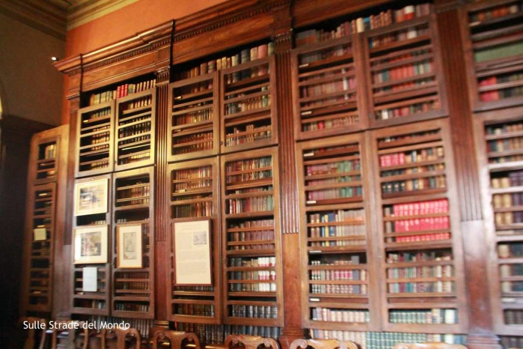 Biblioteca della Keats Shelley house