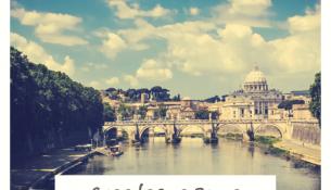 cosa fare a Roma nel fine settimana