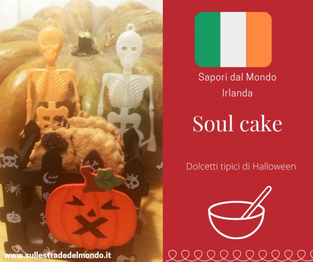 soul cake Ricetta originale irlandese
