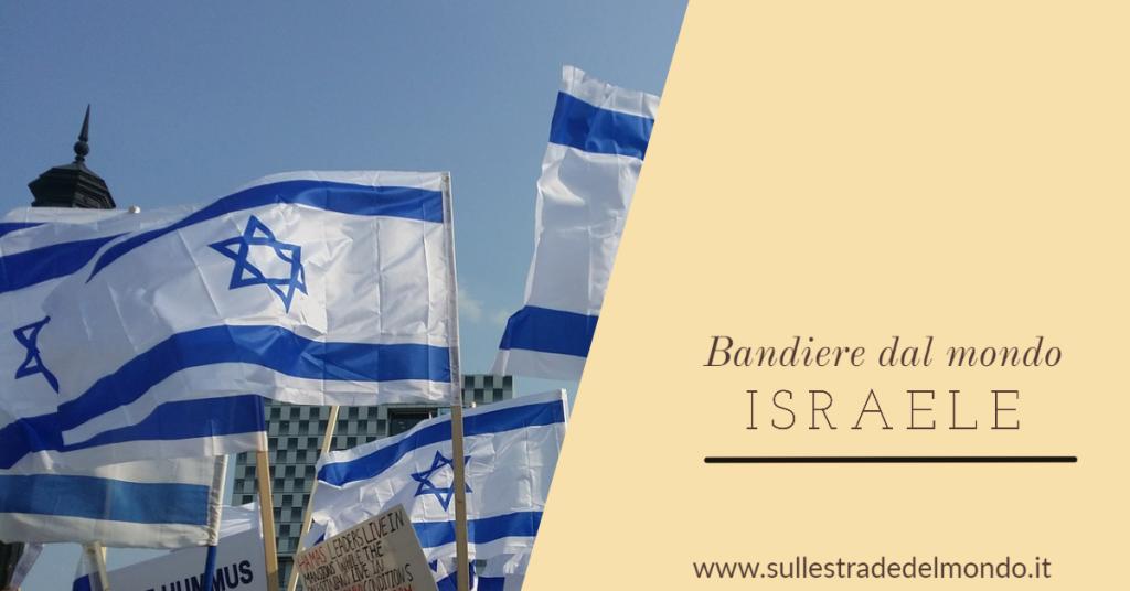 BANDIERA ISRAELE significato