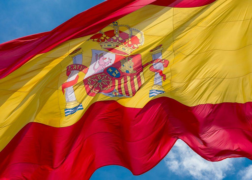 bandiera spagnola significato