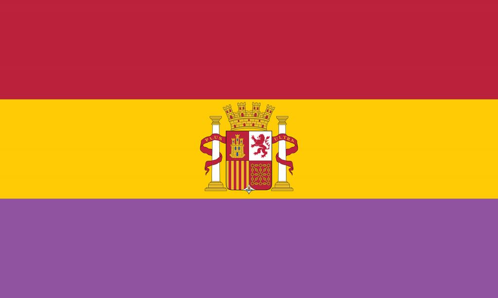 bandiera II repubblica