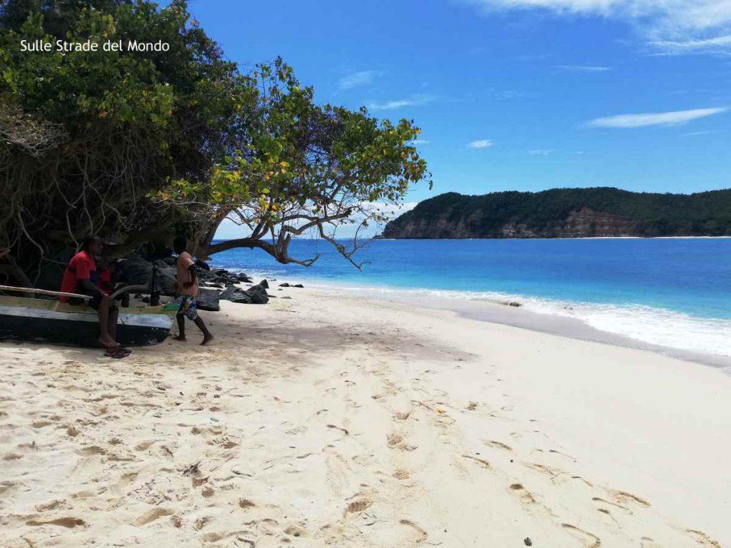 isola dei lemuri arcipelago nosy be