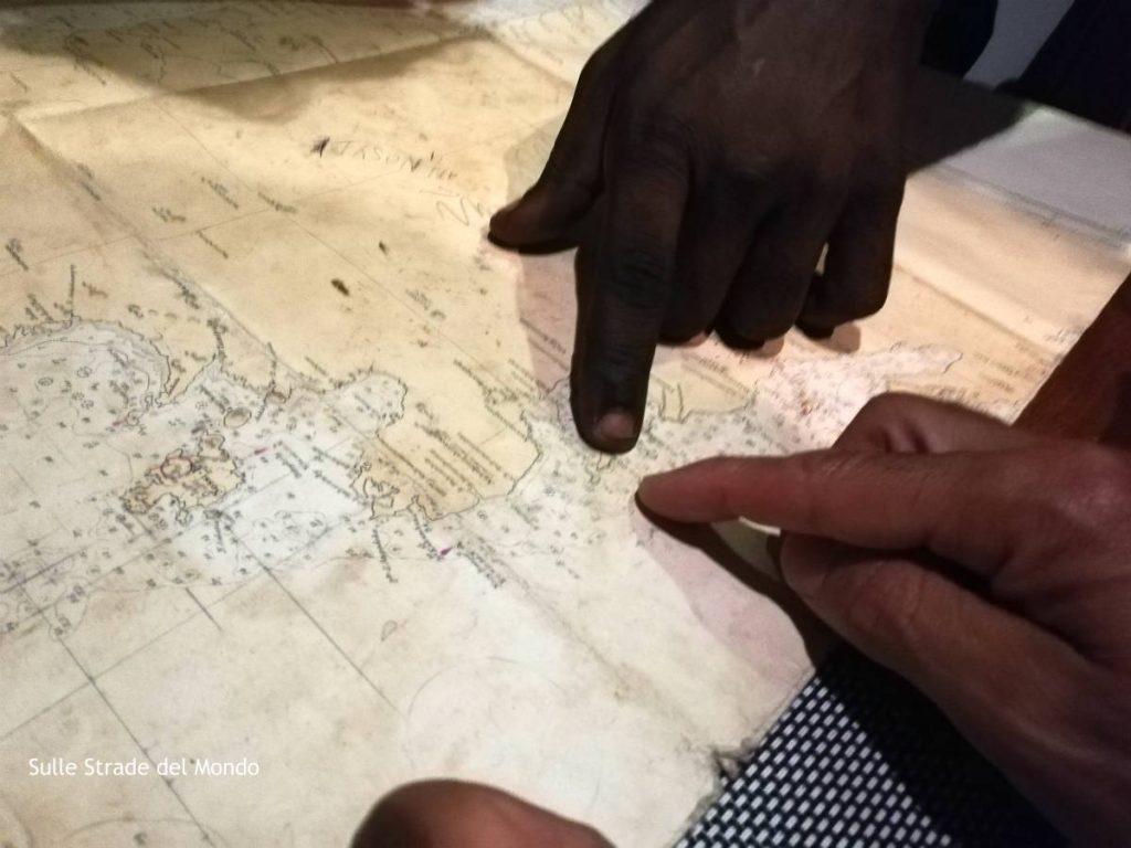 Mappa Nosy Be Radama