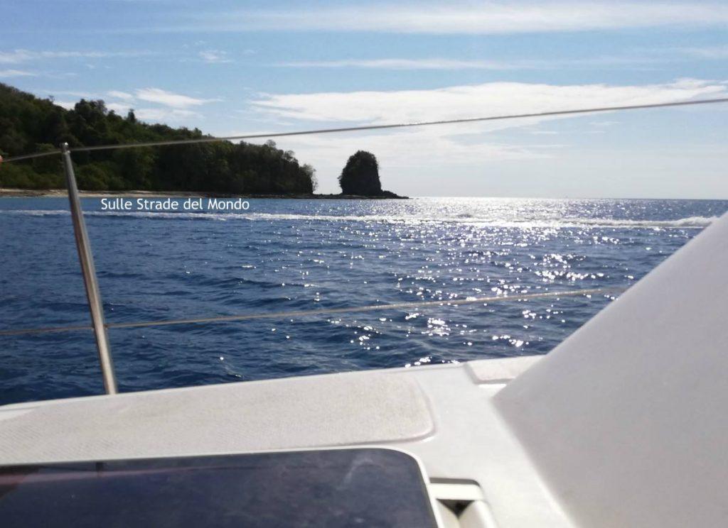 Nosy Be Radama catamarano
