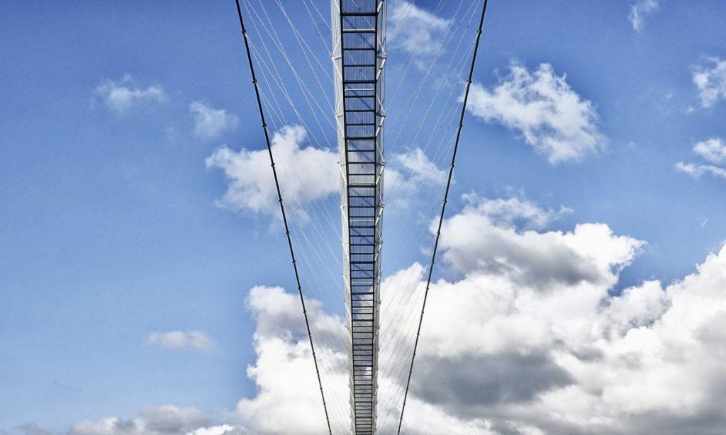 Il ponte tibetano più lungo del mondo è in Portogallo 516 Arouca
