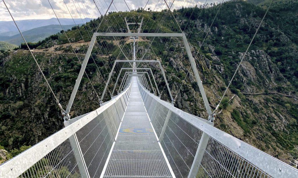 Ponte tibetano portogallo 516 Arouca