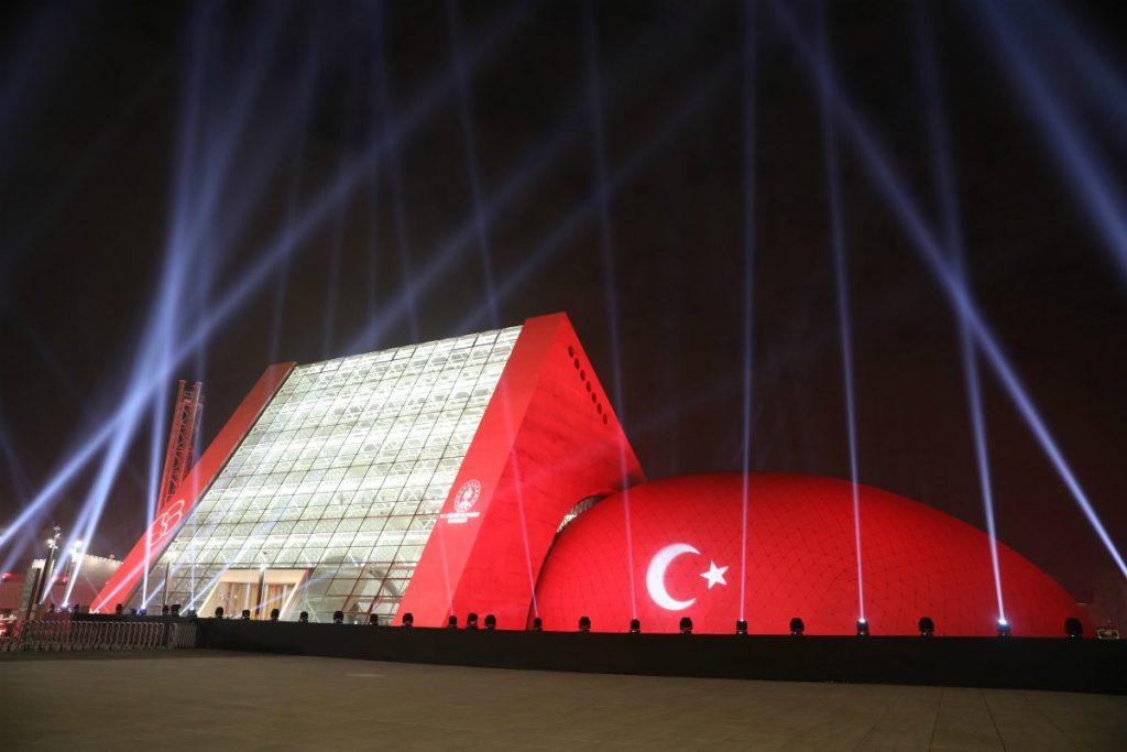 CSO Ankara
