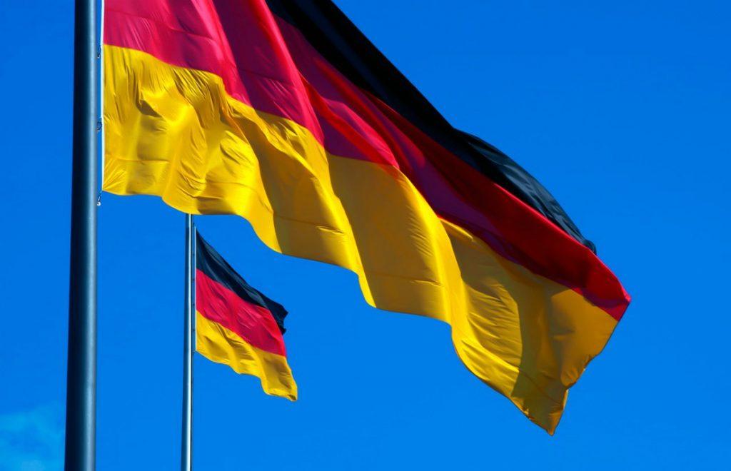 Significato bandiera tedesca