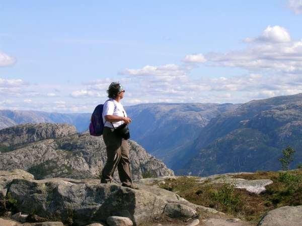 Il Preikestolen, il panorama più bello della Norvegia
