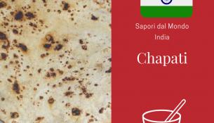 Chapati il pane indiano