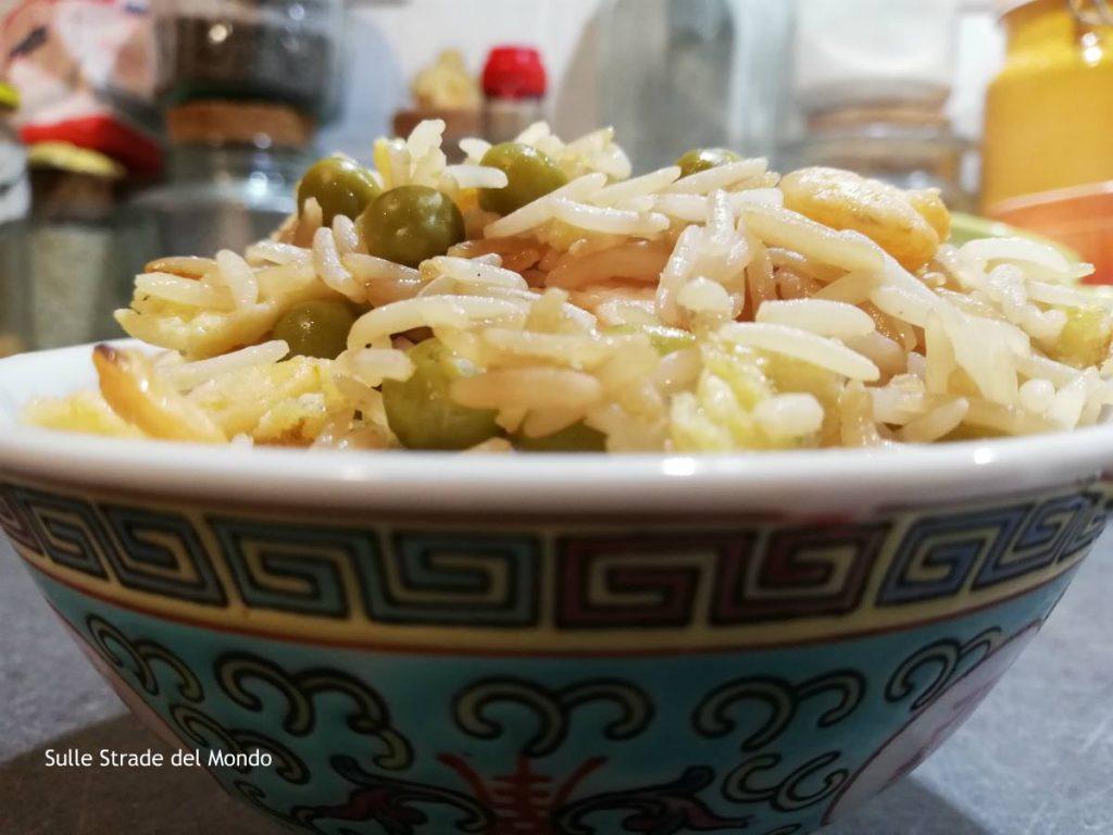 ricetta riso fritto
