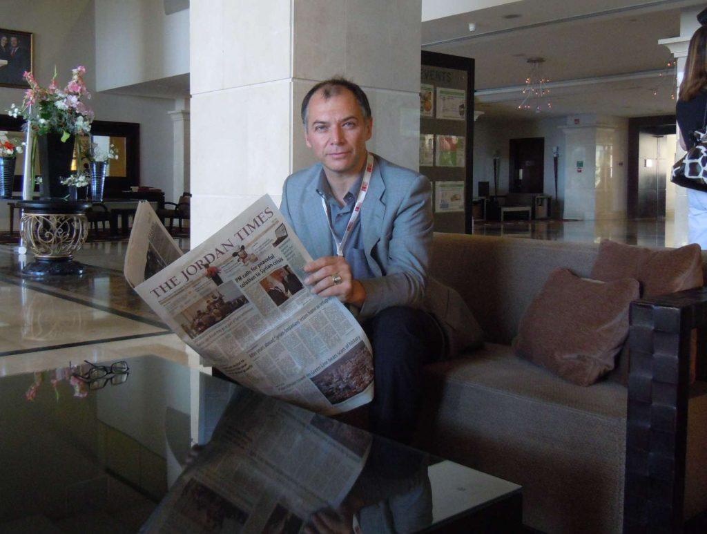 Marco Biazzetti Ente Turismo Giordania