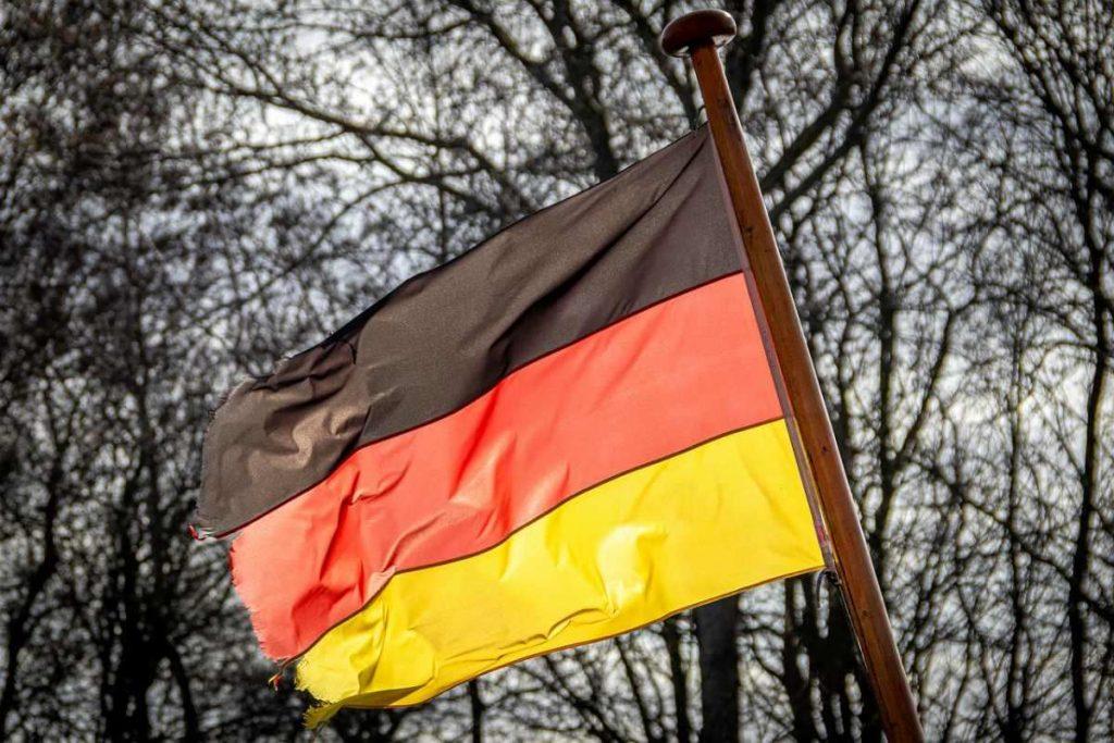 significato bandiera Gemania