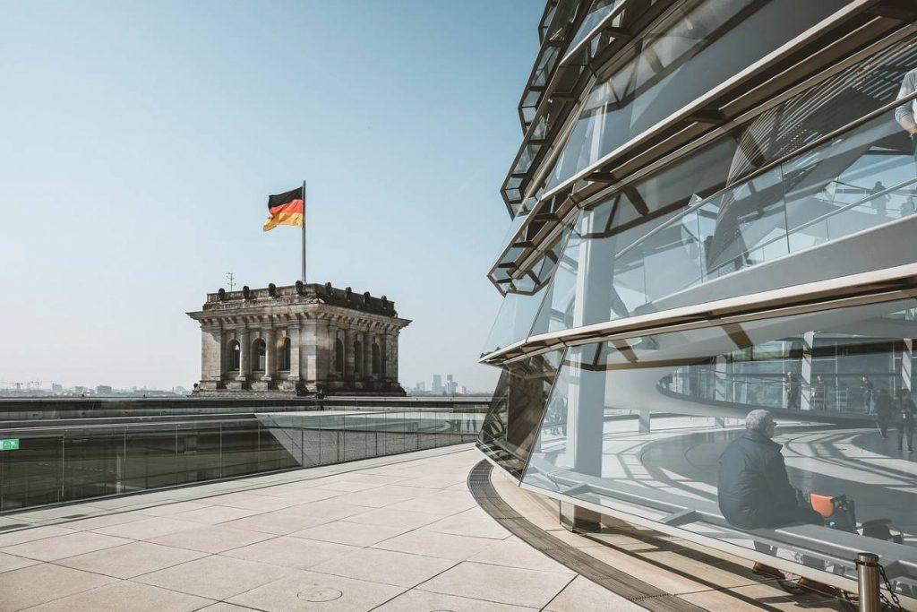 bandiera della Germania storia e significato