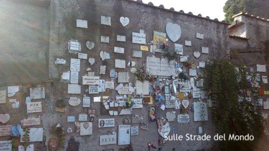 muro ex voto