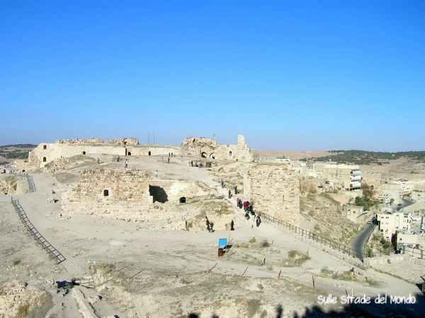 Turismo Giordania sulle tracce dei crociati