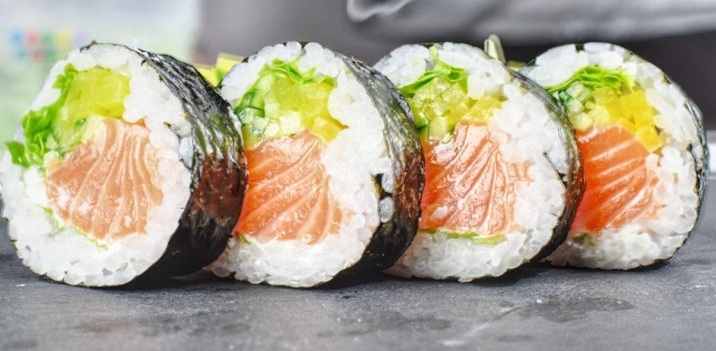 il sushi: top delle ricette orientali