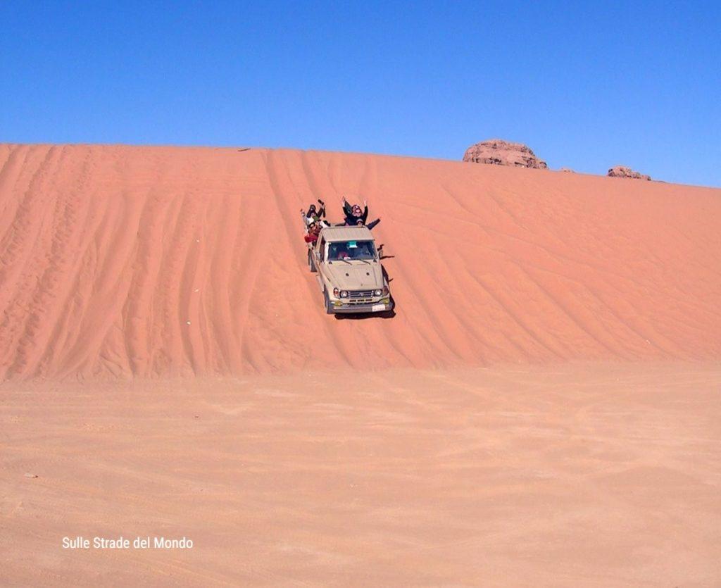 Turismo insolito in Giordania