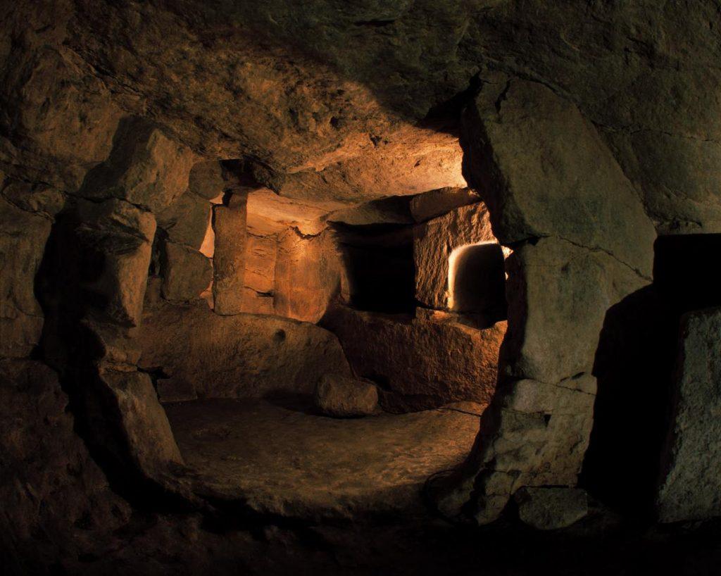Malta preistorica ipogeo