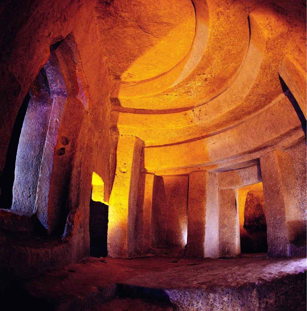 santuario preistorico di Ħal-Saflieni,