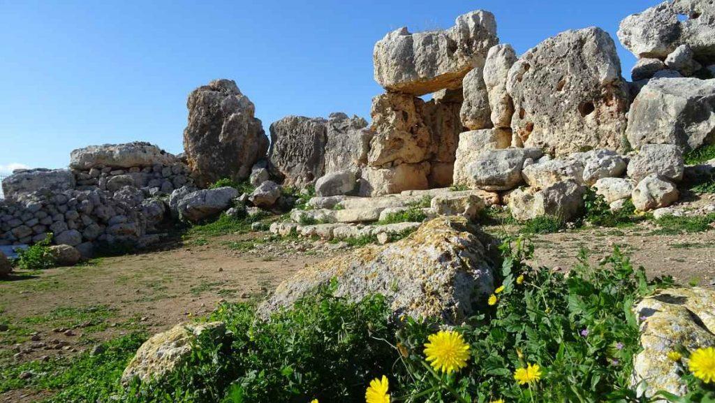 Tempio megalitico della Malta preistorica