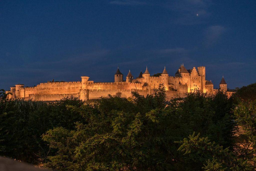 turismo slow a Carassone Francia