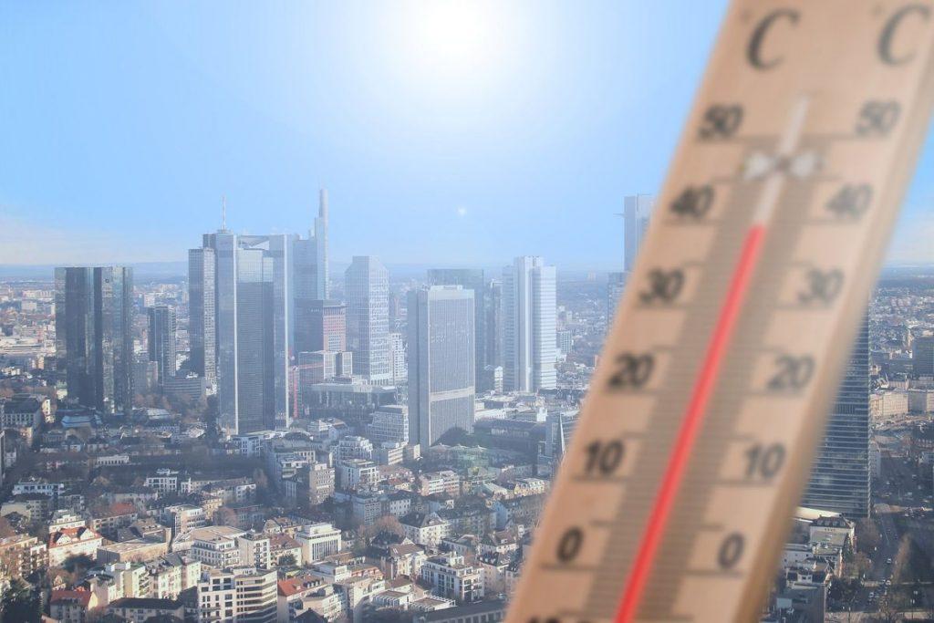 termometro città