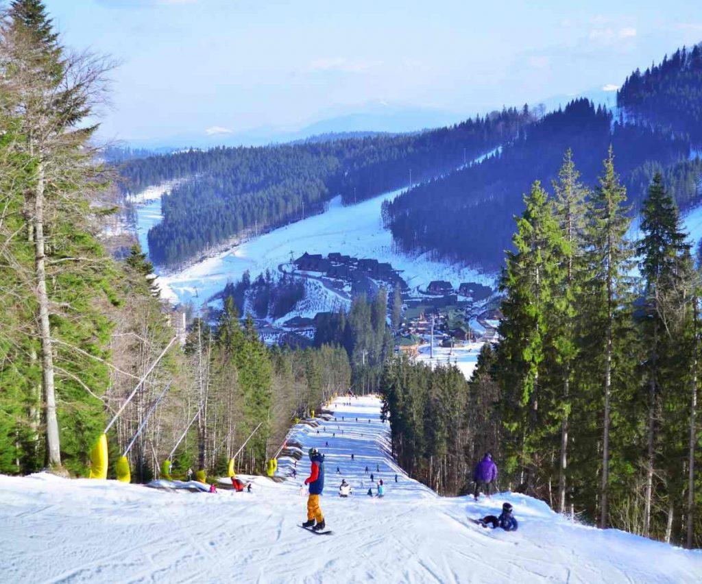 viaggiare in Ucraina all'insegna dello sport