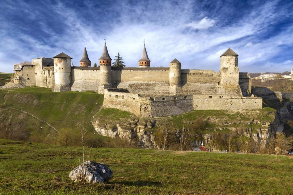 fortezza medievale