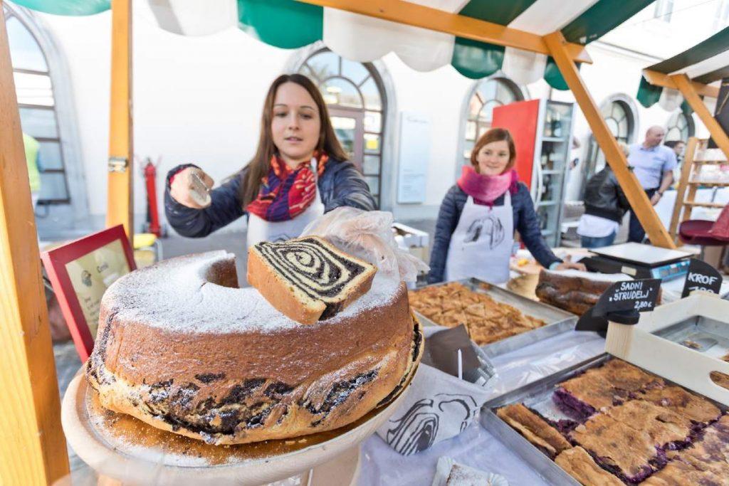 Potica  eccellenza della gastronomia della Slovenia